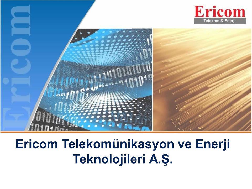 Ericom Telekomünikasyon ve Enerji Teknolojileri A.Ş.