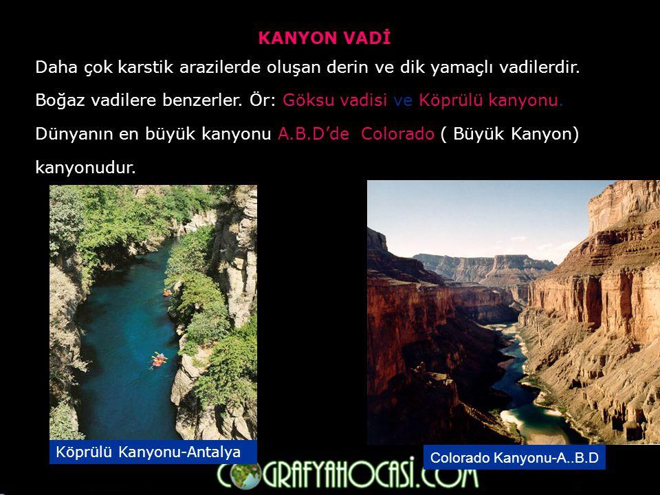 KANYON VADİ