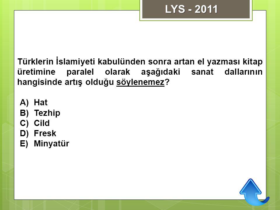 LYS - 2011
