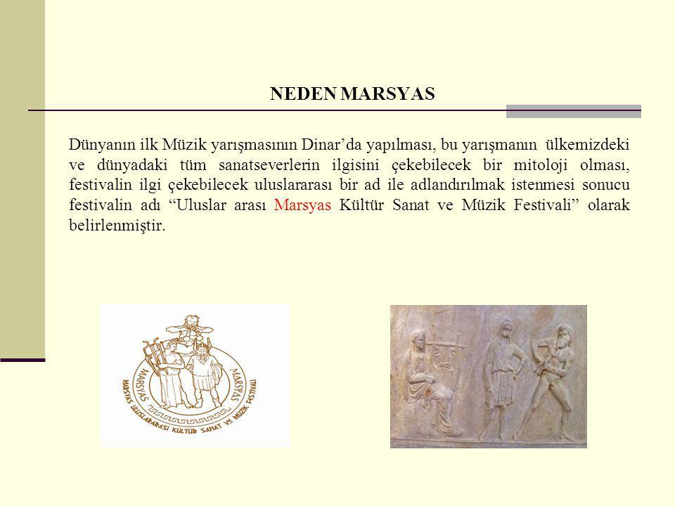 NEDEN MARSYAS