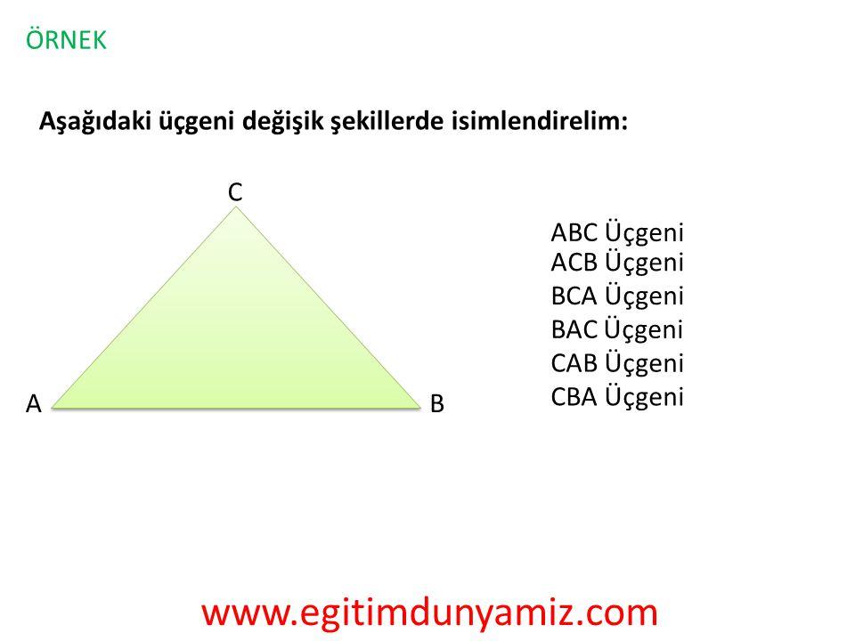 www.egitimdunyamiz.com ÖRNEK