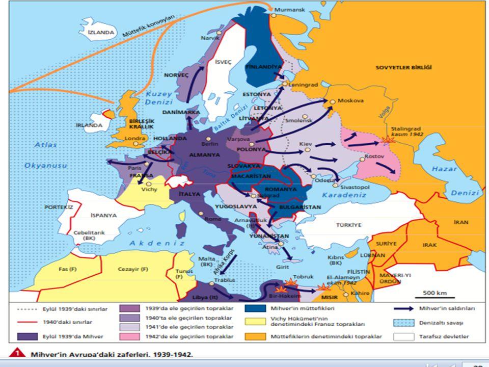 2-Kuzey Afrika Cephesi