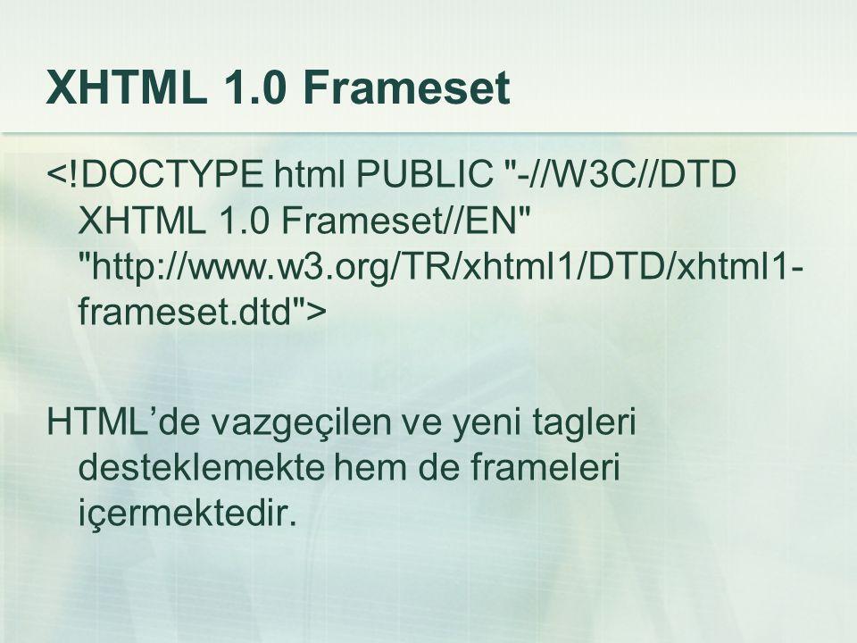 XHTML 1.0 Frameset <!DOCTYPE html PUBLIC -//W3C//DTD XHTML 1.0 Frameset//EN http://www.w3.org/TR/xhtml1/DTD/xhtml1-frameset.dtd >