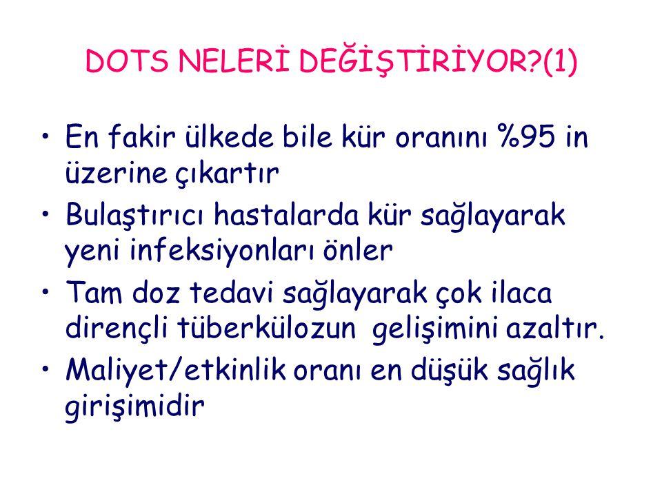 DOTS NELERİ DEĞİŞTİRİYOR (1)