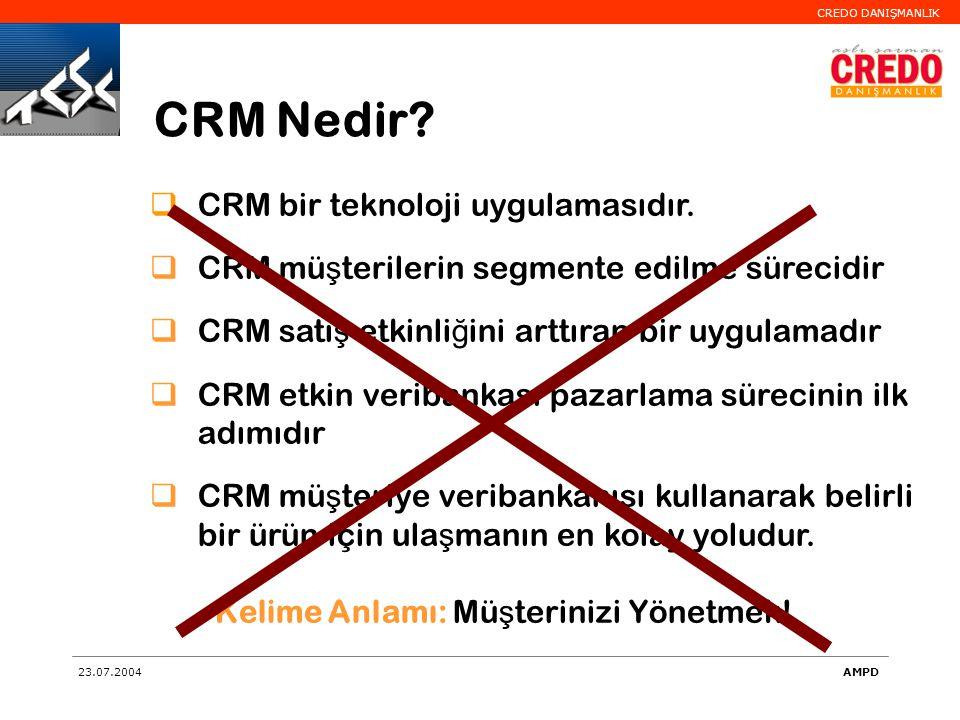 CRM Nedir CRM bir teknoloji uygulamasıdır.