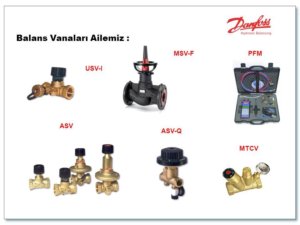 Balans Vanaları Ailemiz :
