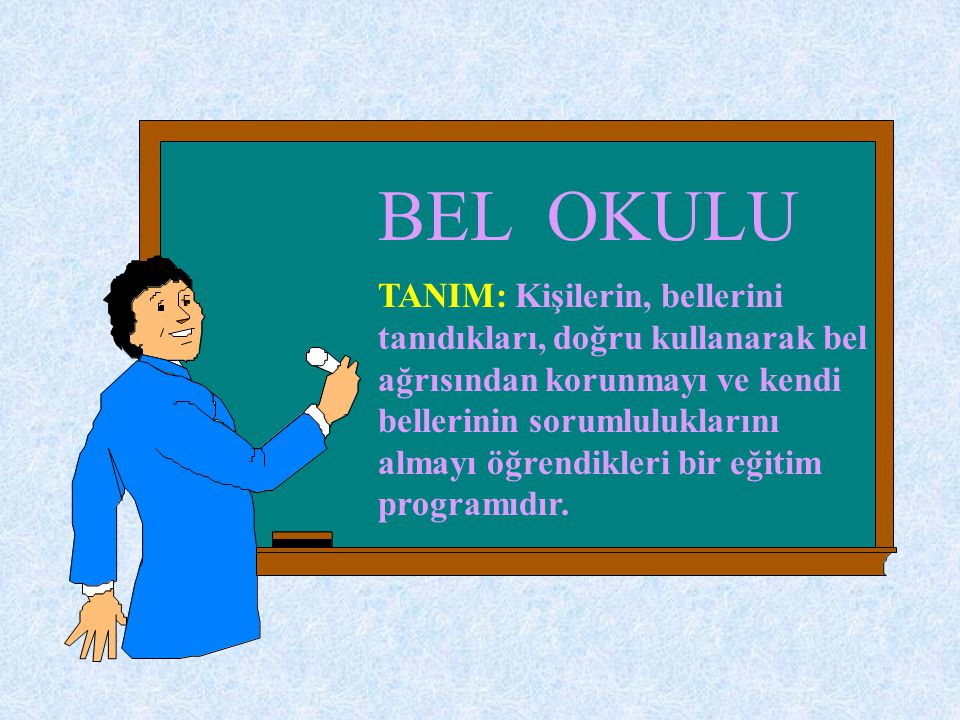 BEL OKULU