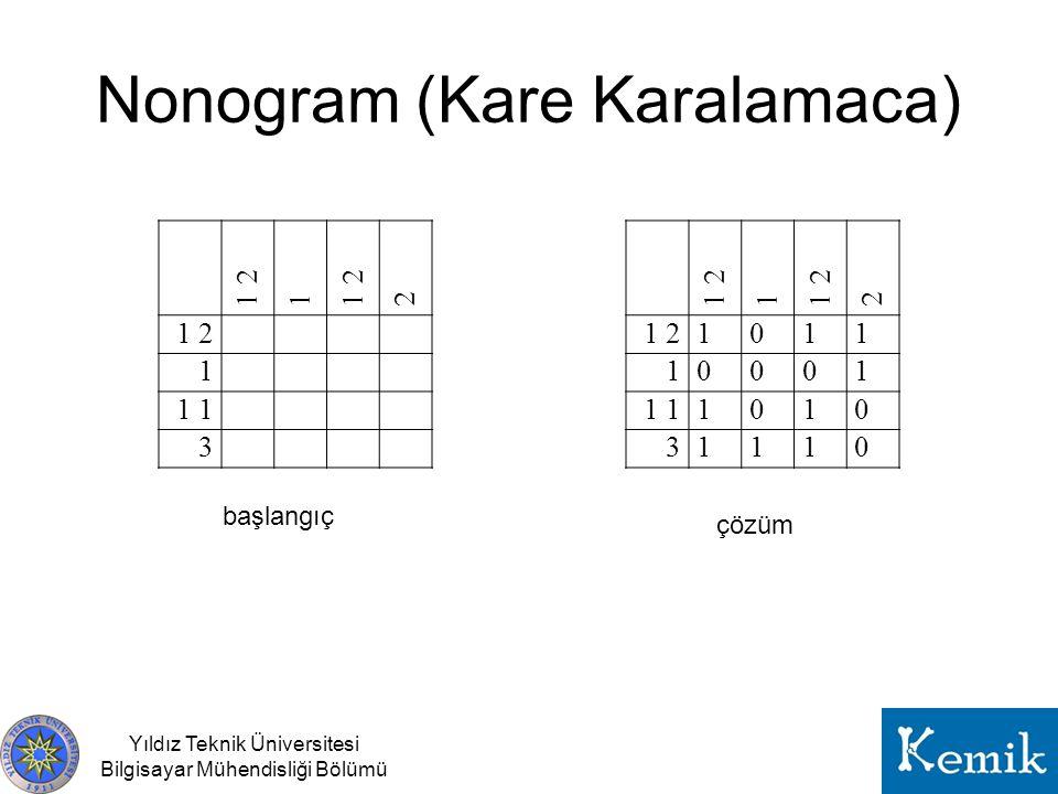 Nonogram (Kare Karalamaca)