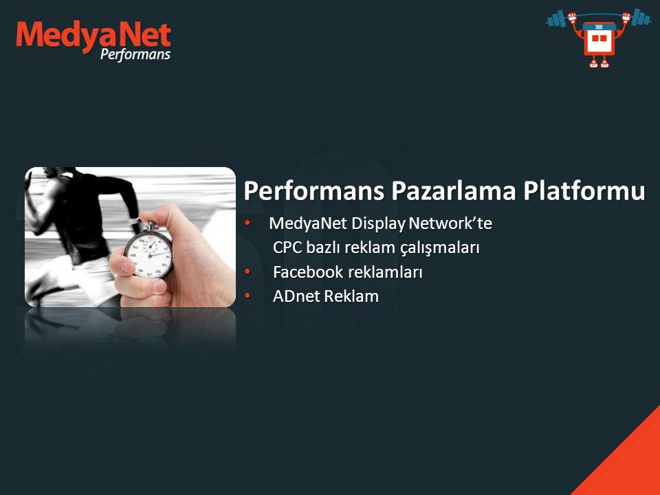 Performans Pazarlama Platformu