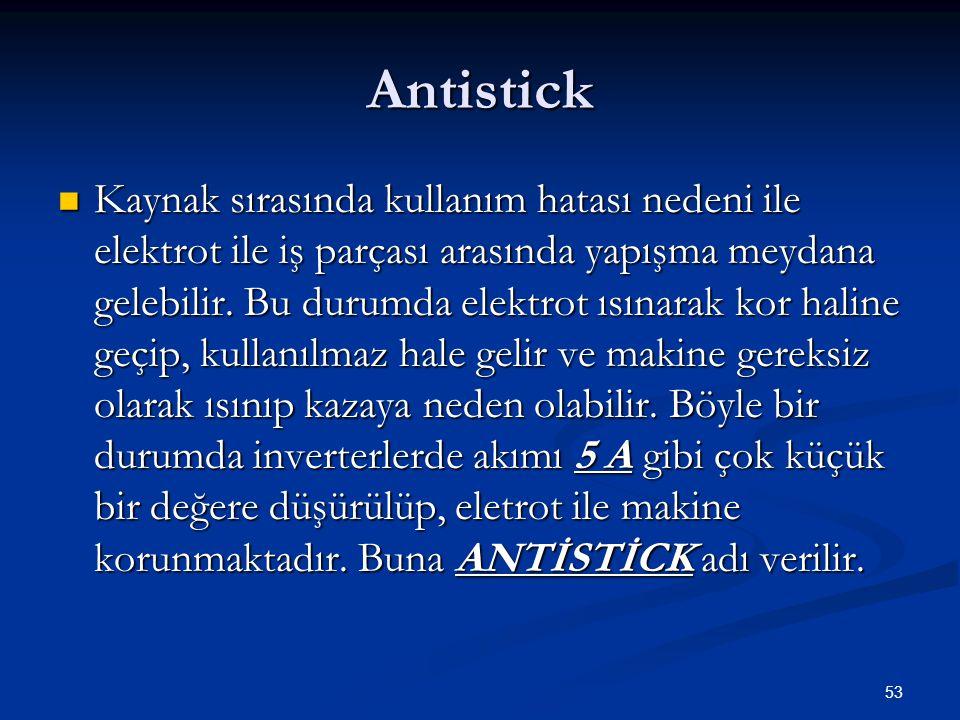 Antistick