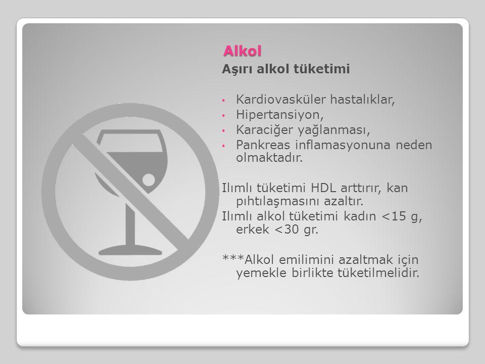Alkol Aşırı alkol tüketimi Kardiovasküler hastalıklar, Hipertansiyon,