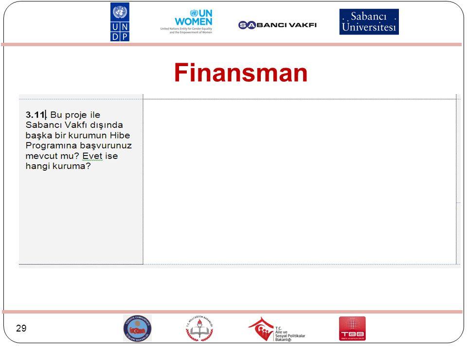 Finansman
