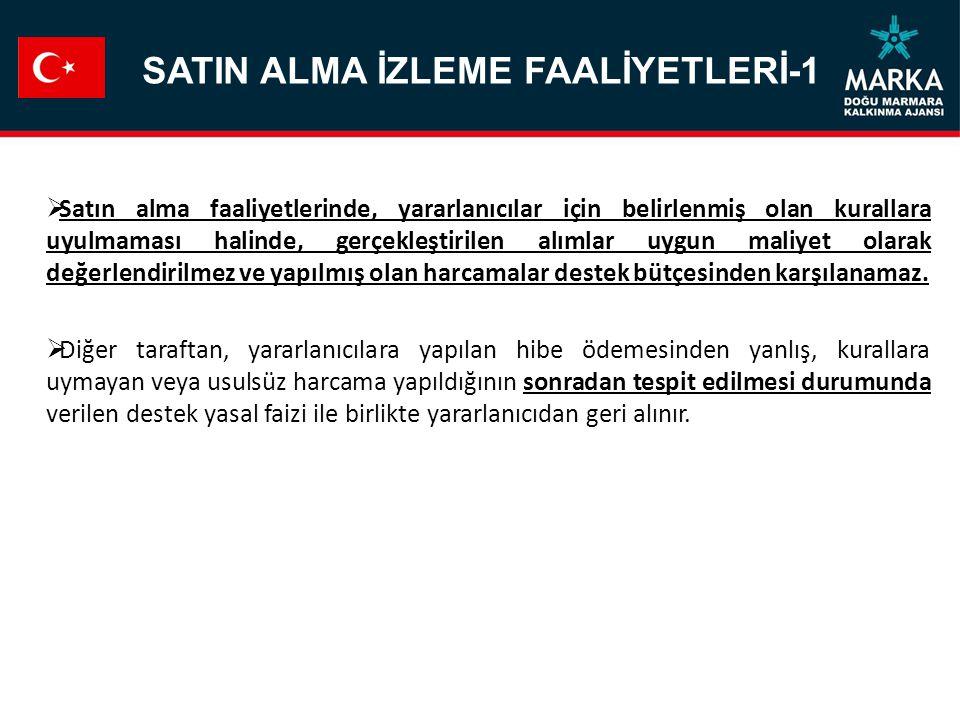 SATIN ALMA İZLEME FAALİYETLERİ-1