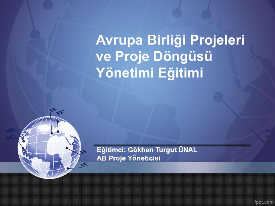 Avrupa Birliği Projeleri ve Proje Döngüsü Yönetimi Eğitimi