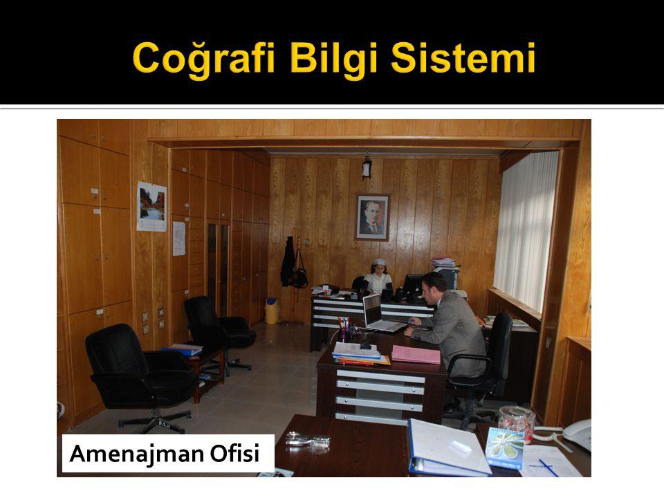 Coğrafi Bilgi Sistemi Amenajman Ofisi