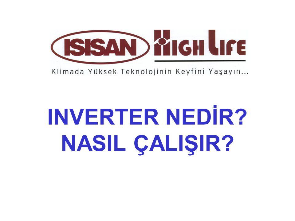 INVERTER NEDİR NASIL ÇALIŞIR