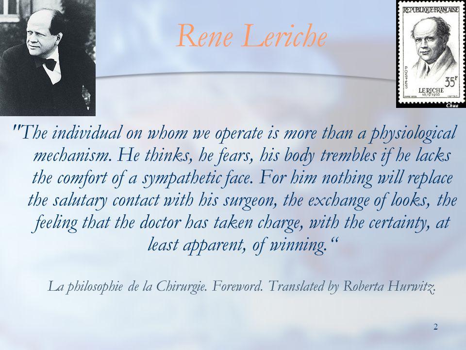 Rene Leriche