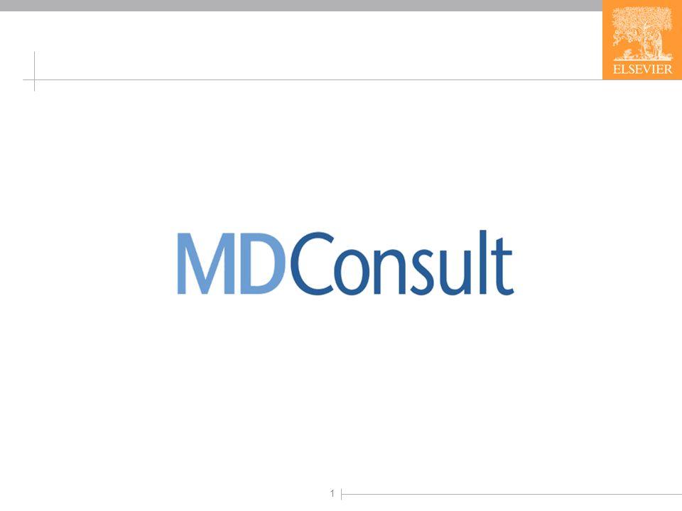 MD Consult Core Service – Nedir