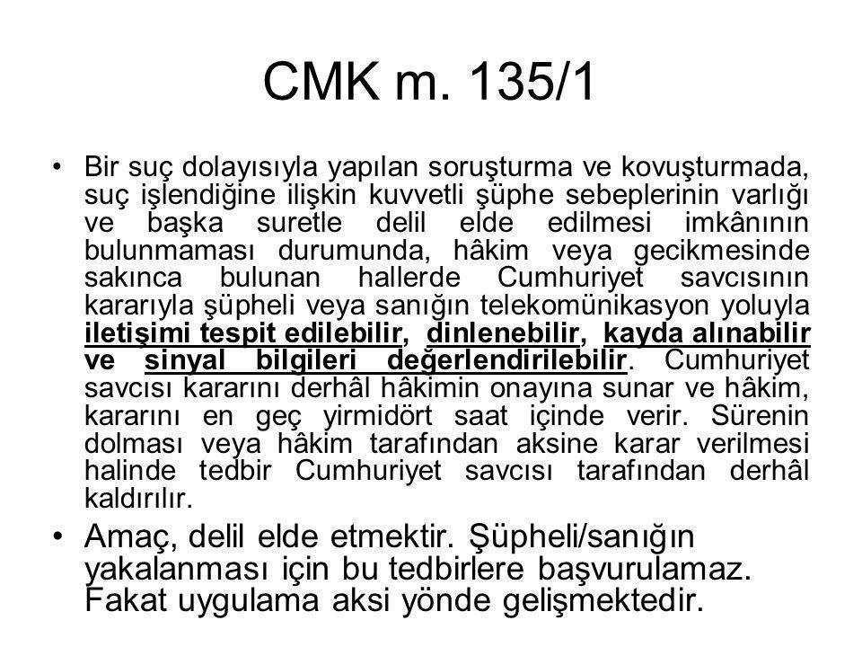 CMK m. 135/1