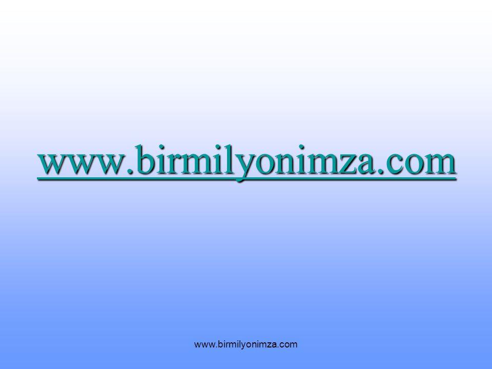www.birmilyonimza.com www.birmilyonimza.com