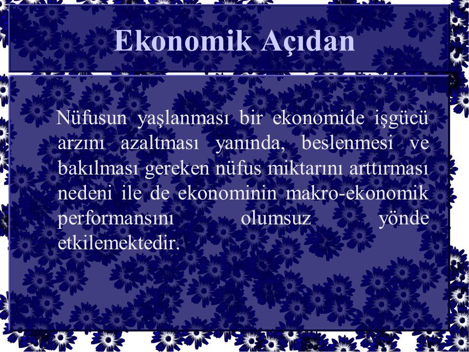 Ekonomik Açıdan