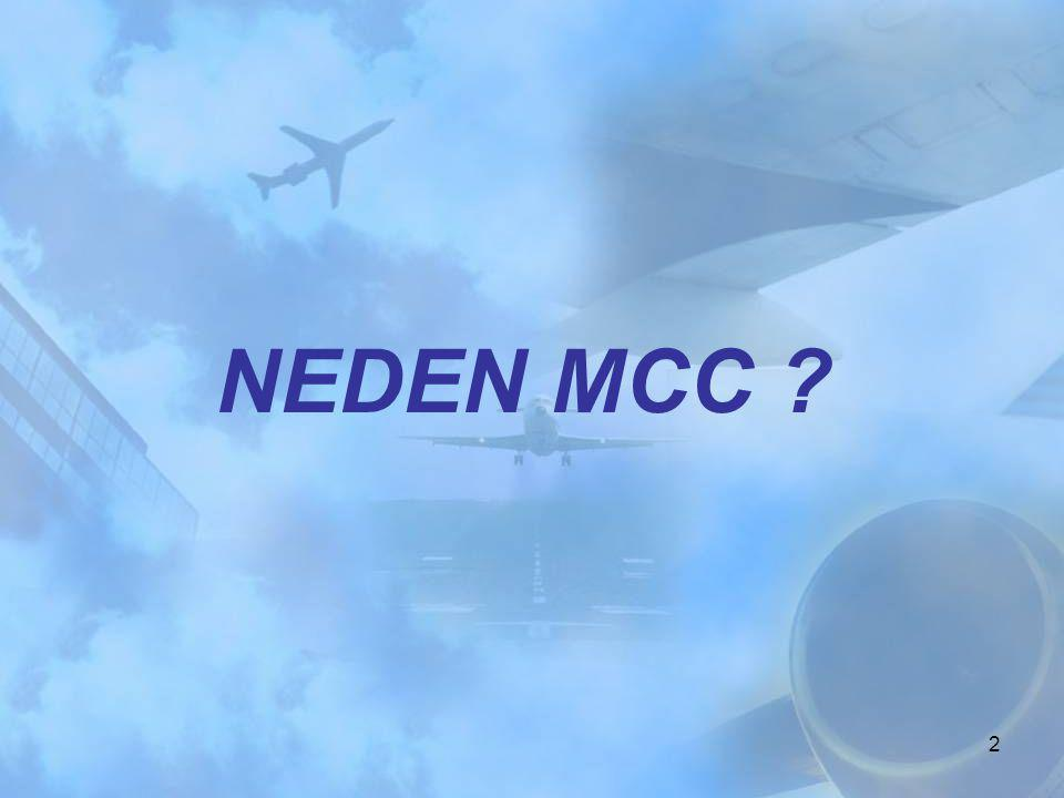 NEDEN MCC