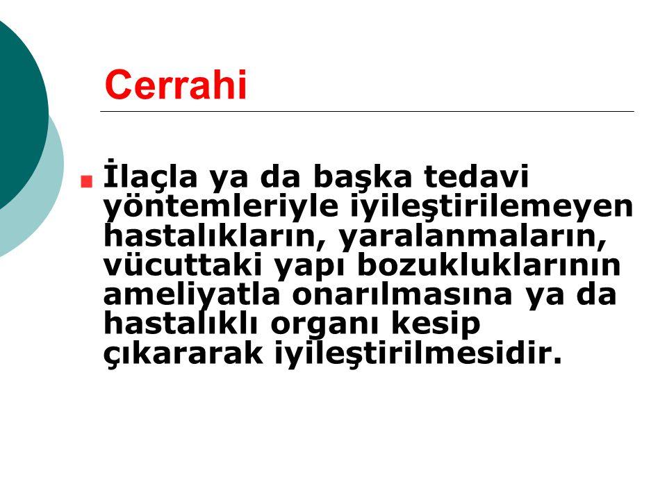 Cerrahi