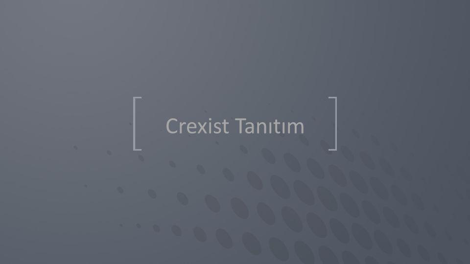 Crexist Tanıtım