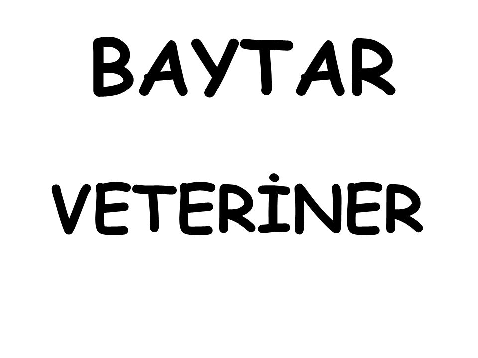 BAYTAR VETERİNER