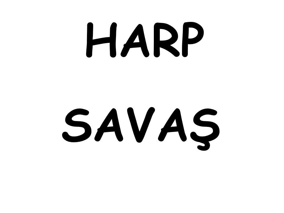 HARP SAVAŞ
