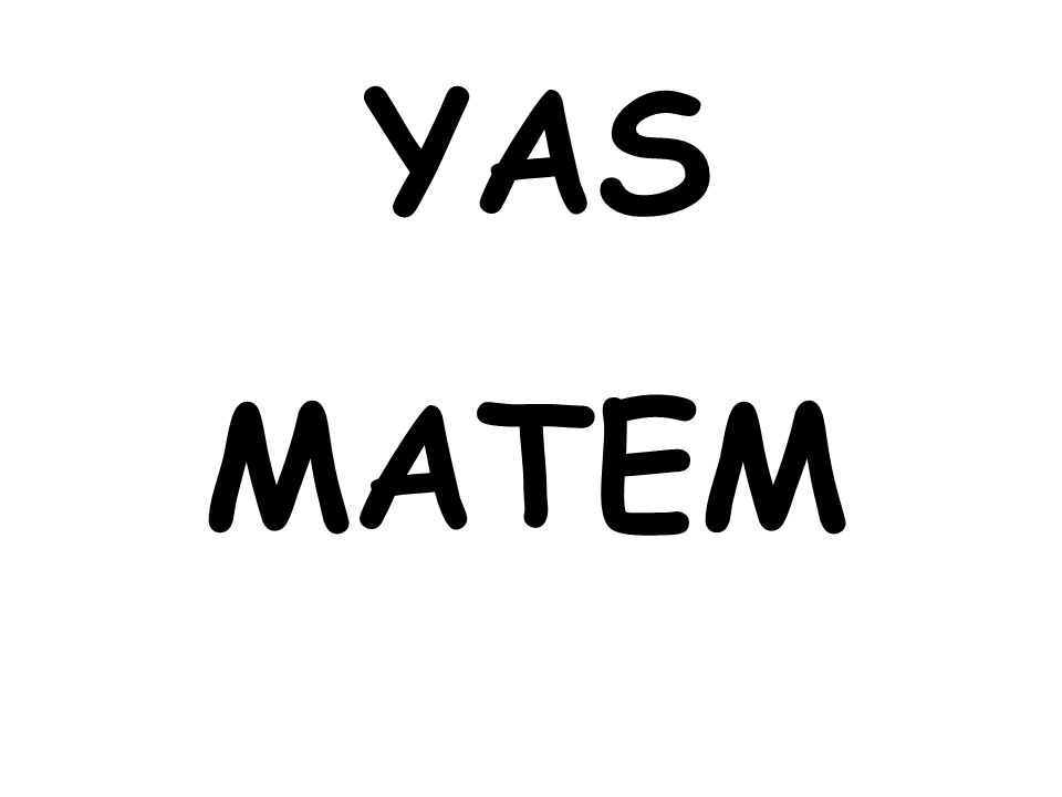 YAS MATEM