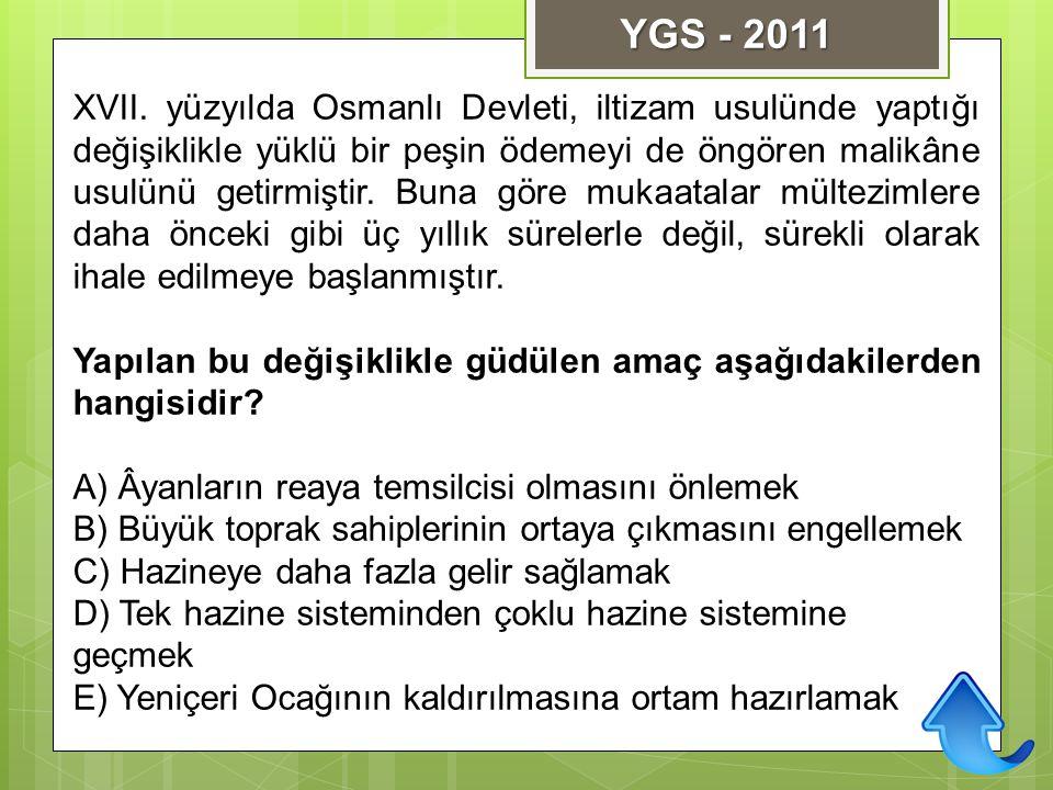 YGS - 2011