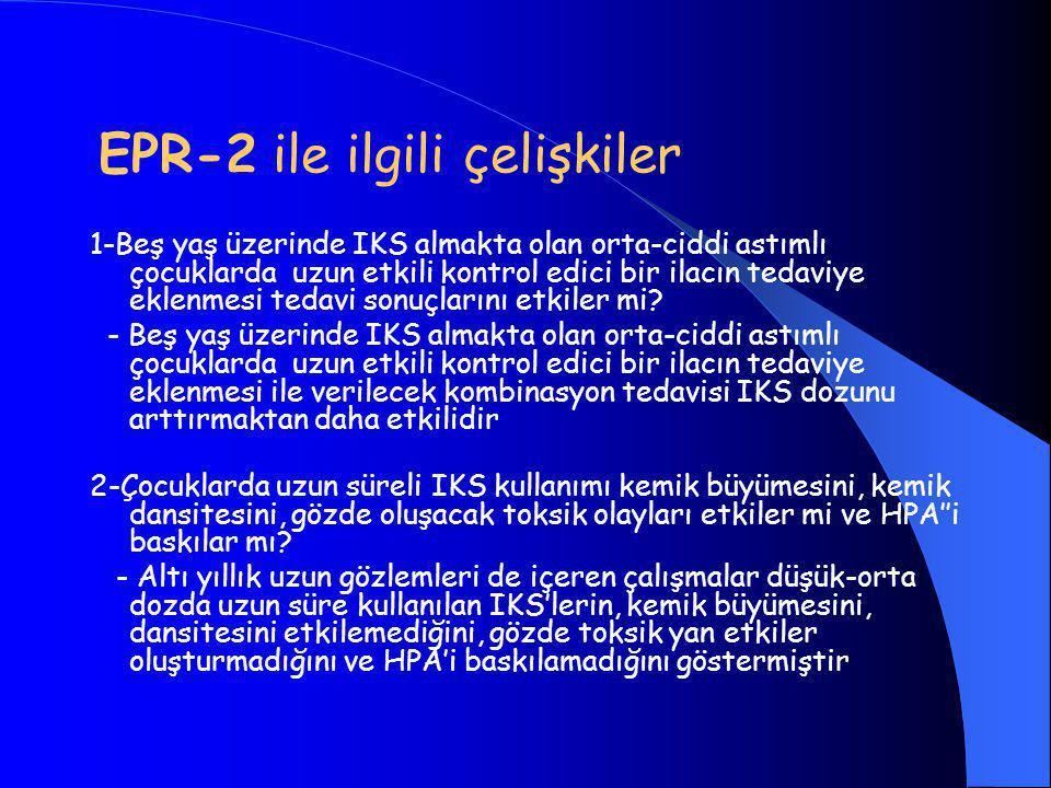 EPR-2 ile ilgili çelişkiler