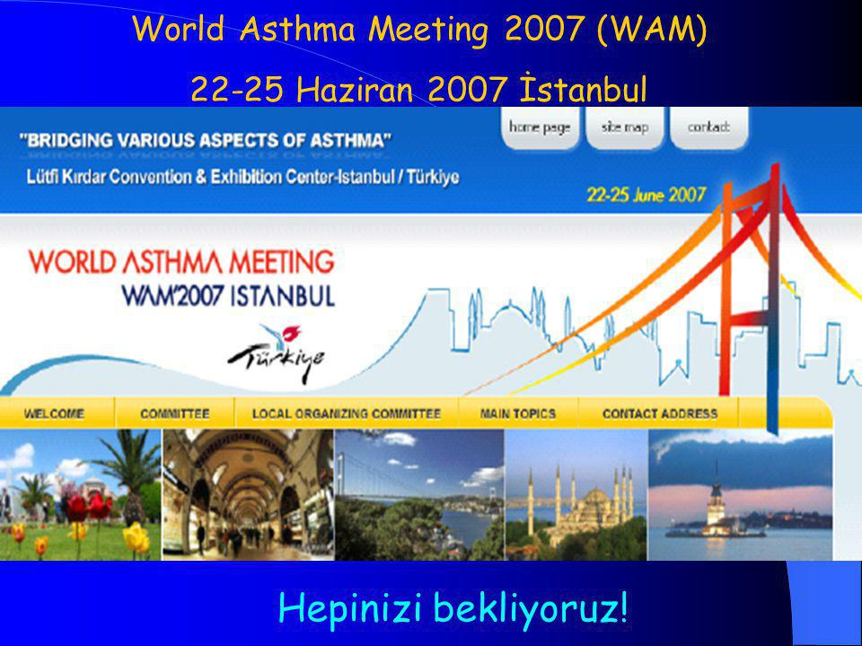 World Asthma Meeting 2007 (WAM)