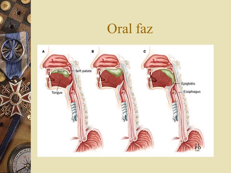 Oral faz