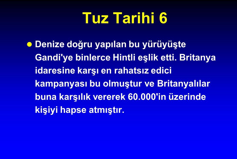 Tuz Tarihi 6