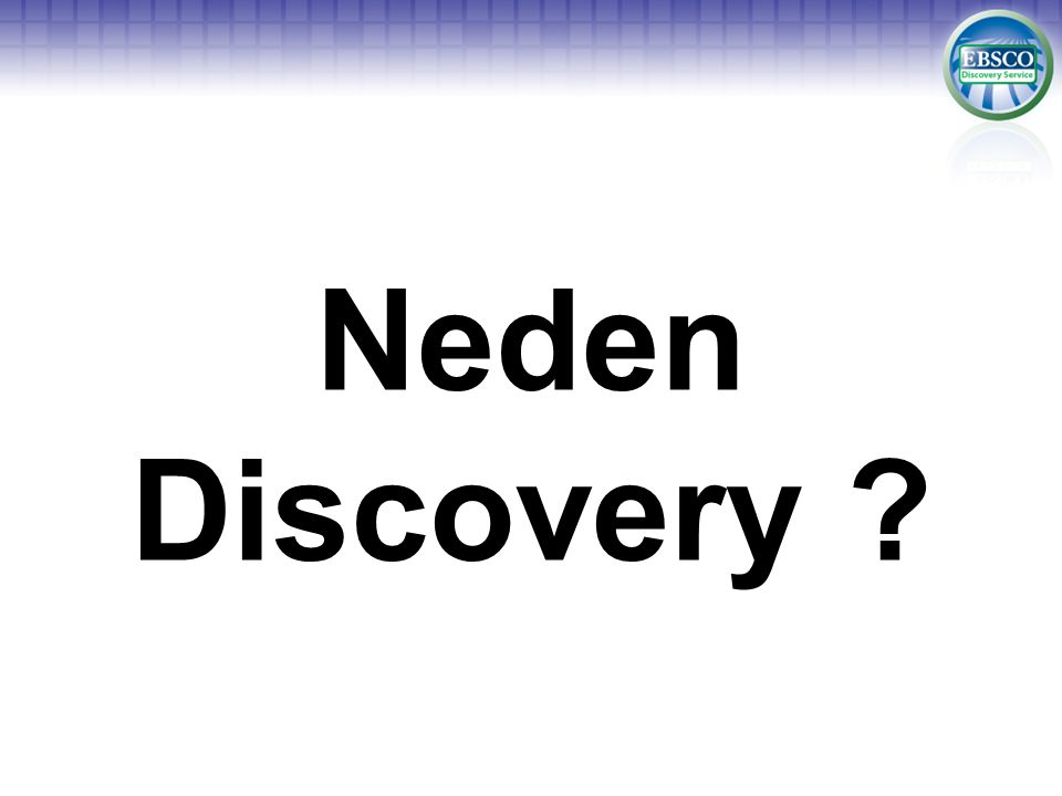 Neden Discovery