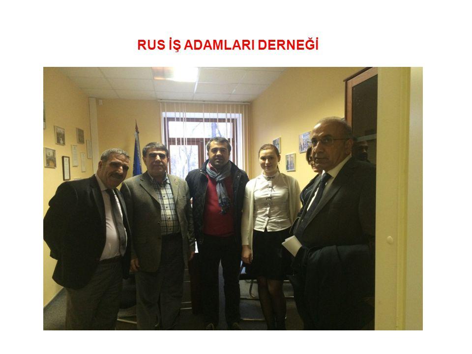 RUS İŞ ADAMLARI DERNEĞİ