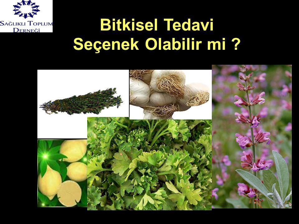 Bitkisel Tedavi Seçenek Olabilir mi