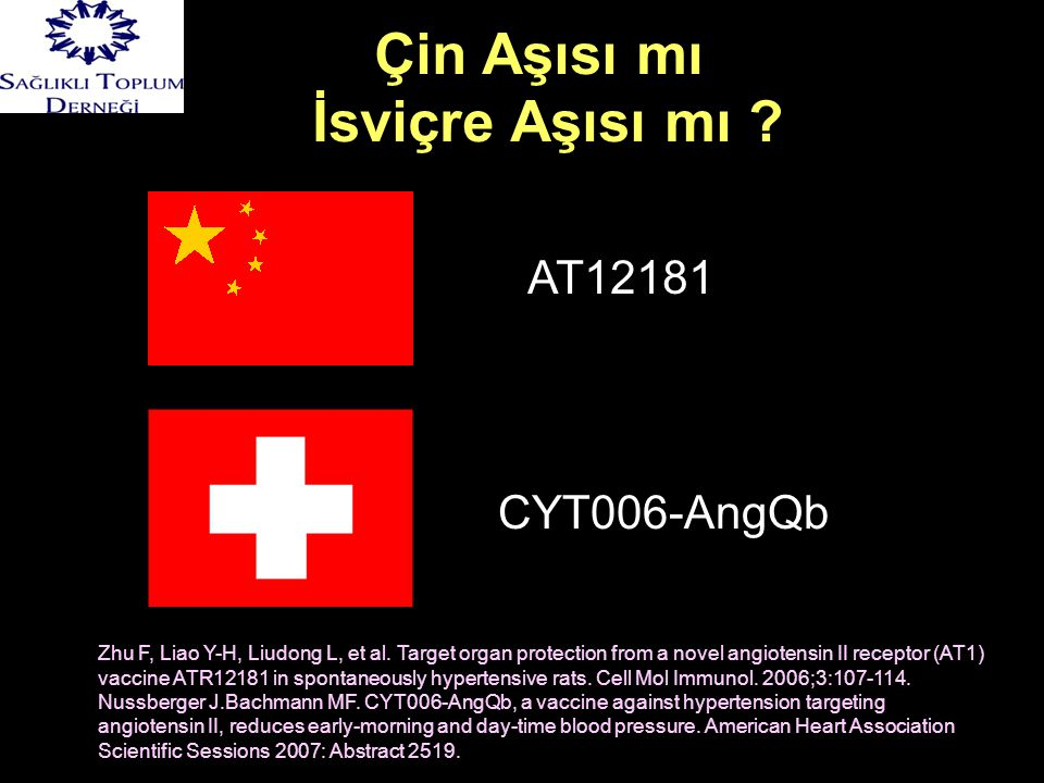 Çin Aşısı mı İsviçre Aşısı mı