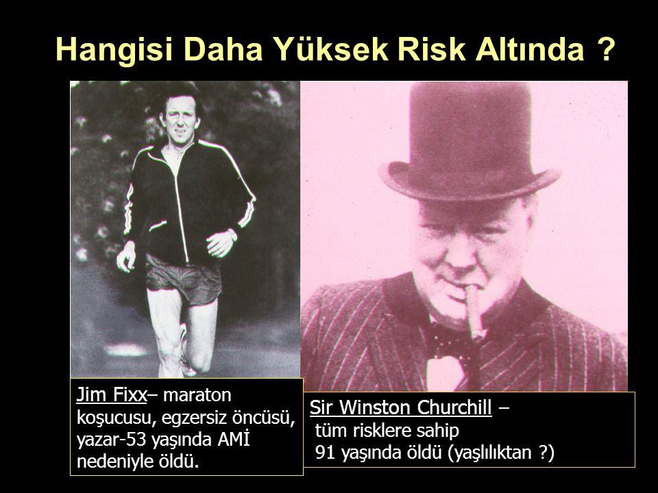 Hangisi Daha Yüksek Risk Altında