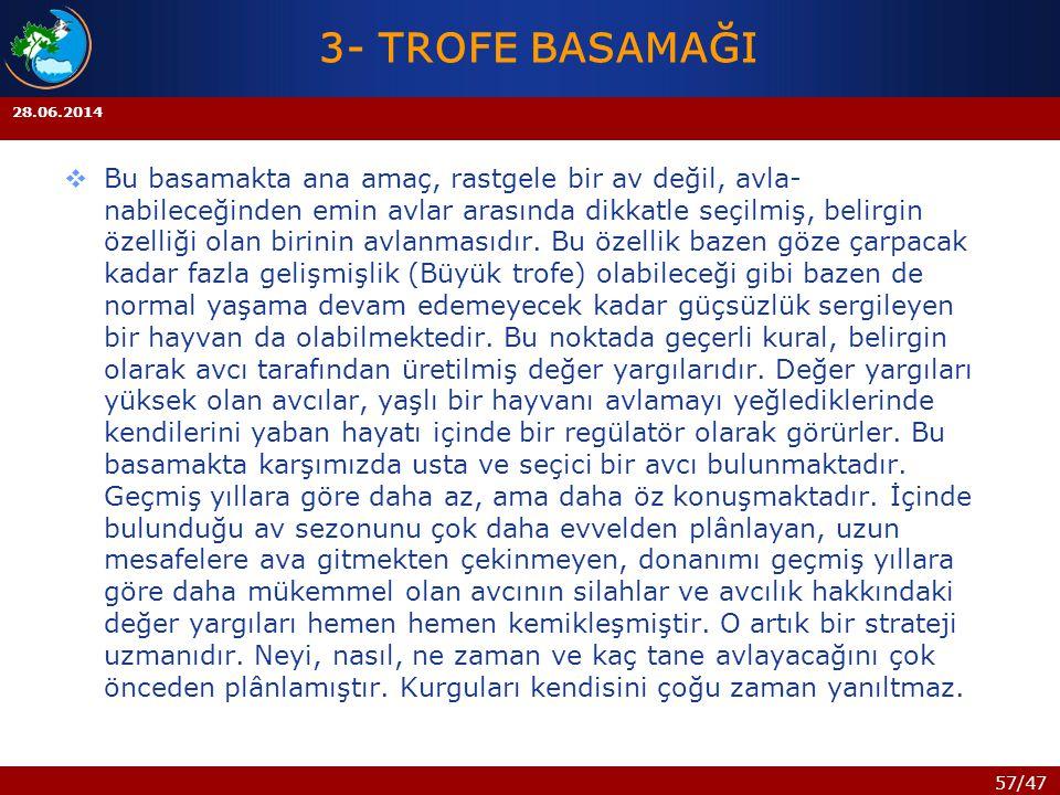3- TROFE BASAMAĞI 03.04.2017.