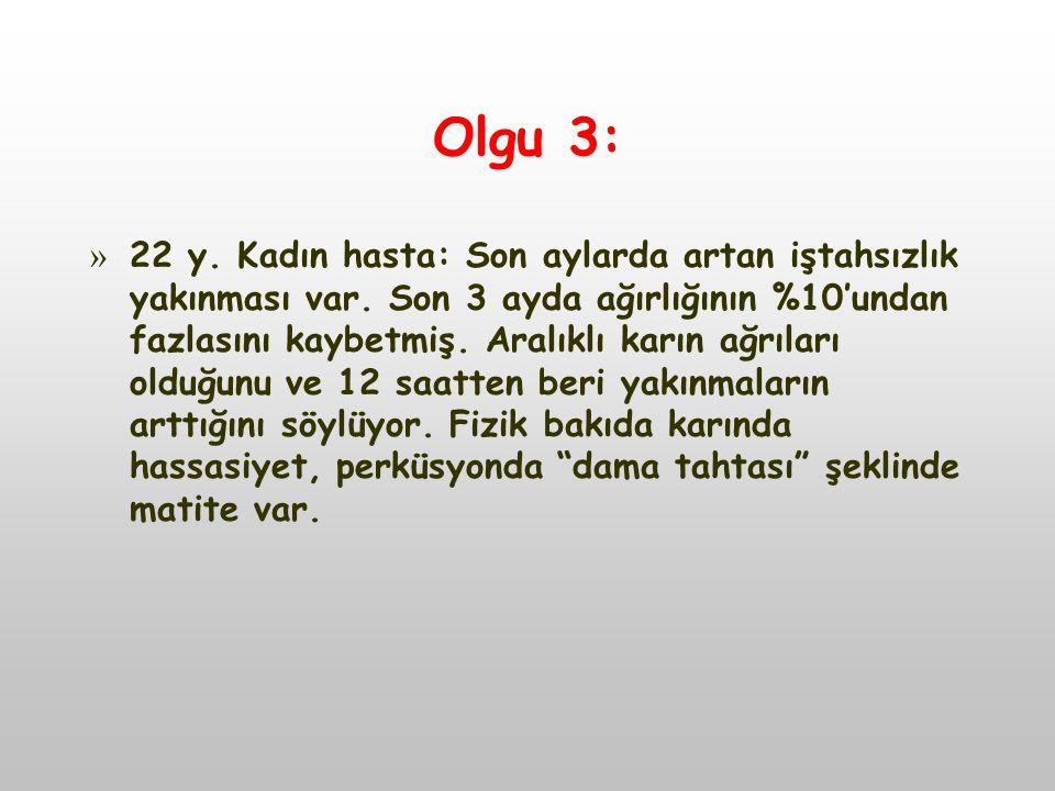 Olgu 3: