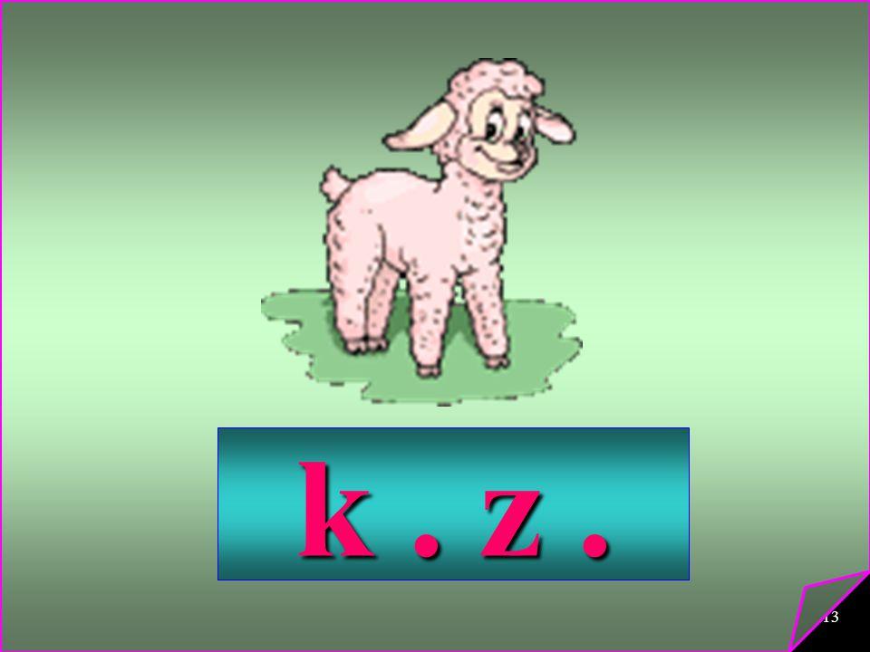 k . z .