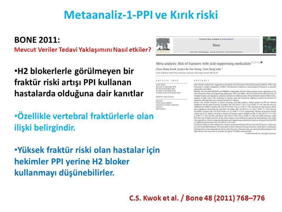 Metaanaliz-1-PPI ve Kırık riski