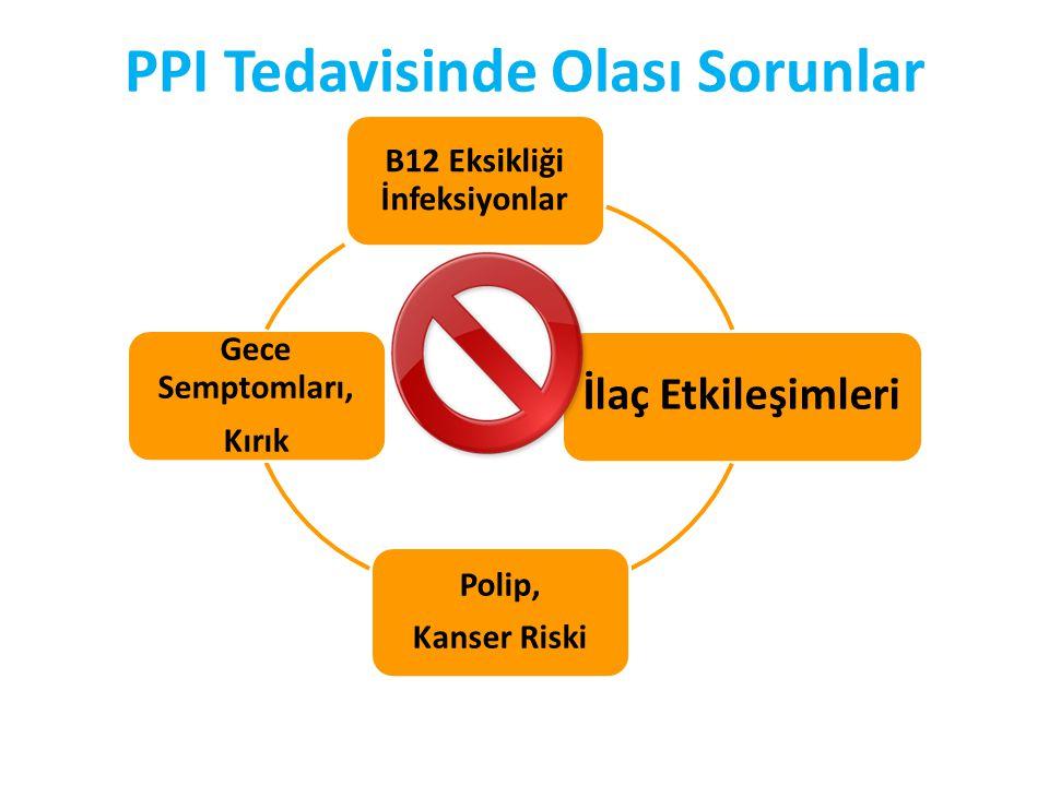 PPI Tedavisinde Olası Sorunlar