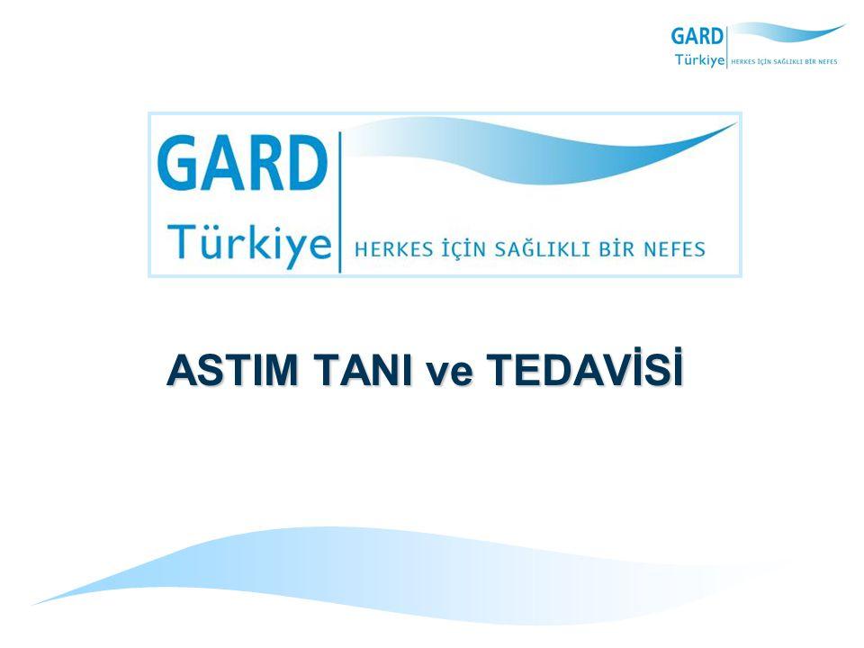 ASTIM TANI ve TEDAVİSİ