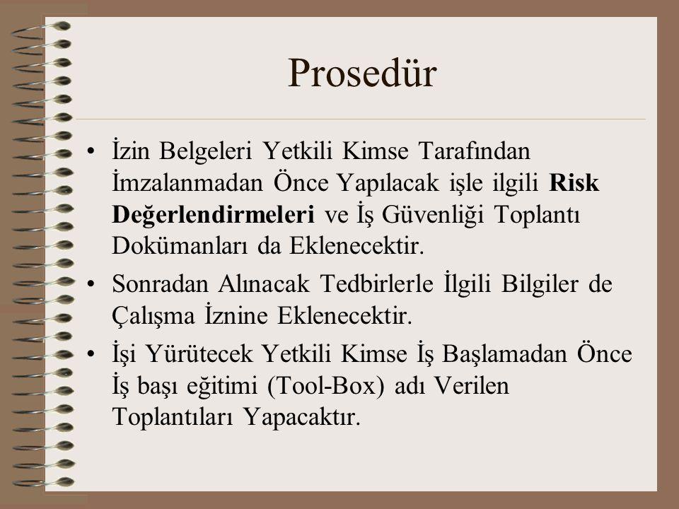 Prosedür