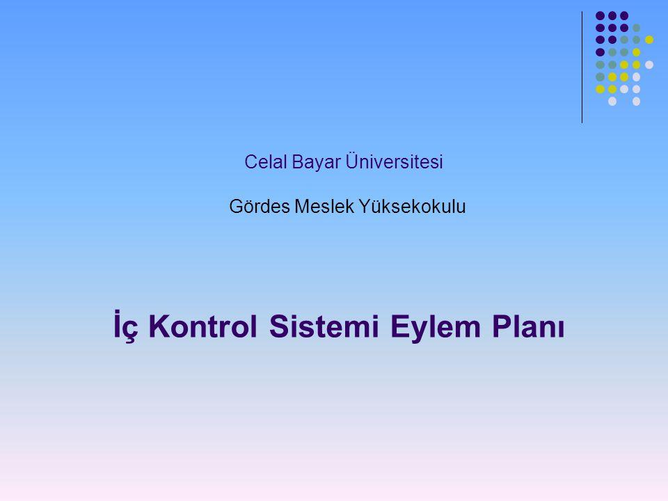 Celal Bayar Üniversitesi Gördes Meslek Yüksekokulu
