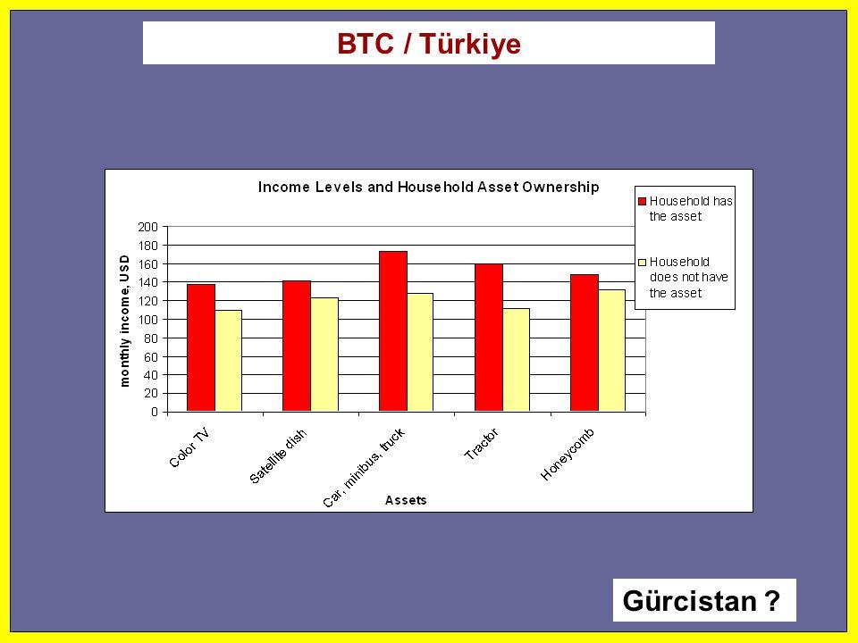 BTC / Türkiye Gürcistan